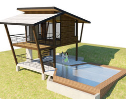 3D ceremonial HOME at WEEKEND