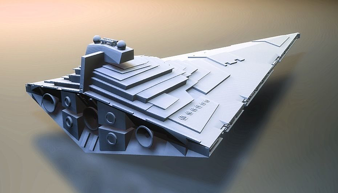star wars allegiance star destroyer 3d model stl 1