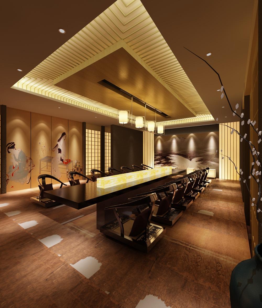 Dining Room 3d Model Max