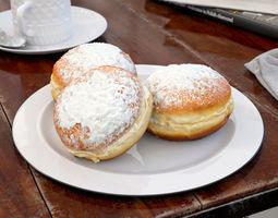 donut 22 AM151 3D