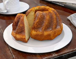 cake 14 AM151 3D Model