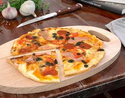 3D model pizza 36 AM150