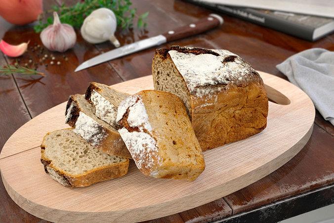 bread 08 am150 3d model max obj fbx c4d mtl 1