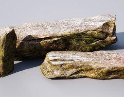 stones 15-08 am148 3d model
