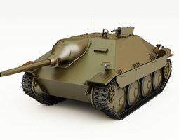 3d jagdpanzer 38 hetzer