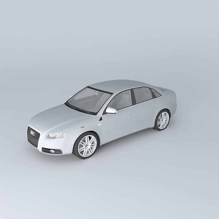 Audi S4 B7 Typ 8EC 2006