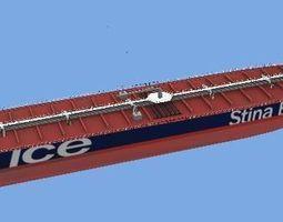 3D asset Oil Tanker