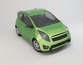 3D model Chevrolet Spark 2010