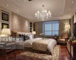 3d stylish luxury bedroom design 119