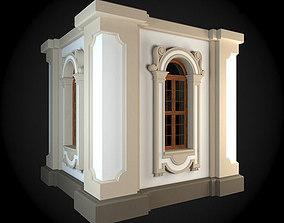 Wall wall 3D model