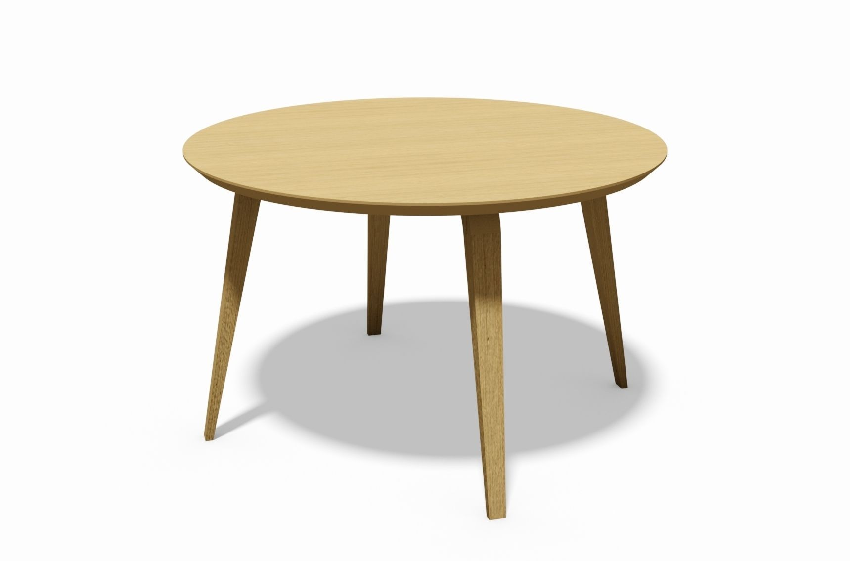 3D model Round table