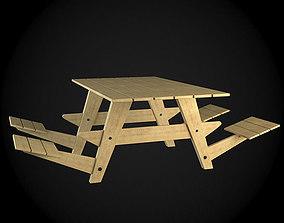 landscape Garden Furniture 3D