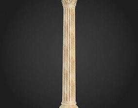 3D model Column building