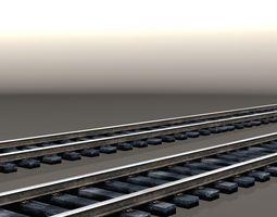 Track 1524mm 3D model