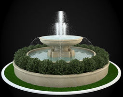 3D Fountain street