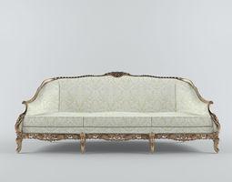 3D Angelo Cappelini sofa