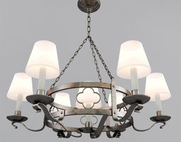 3D Chandelier VISUAL COMFORT