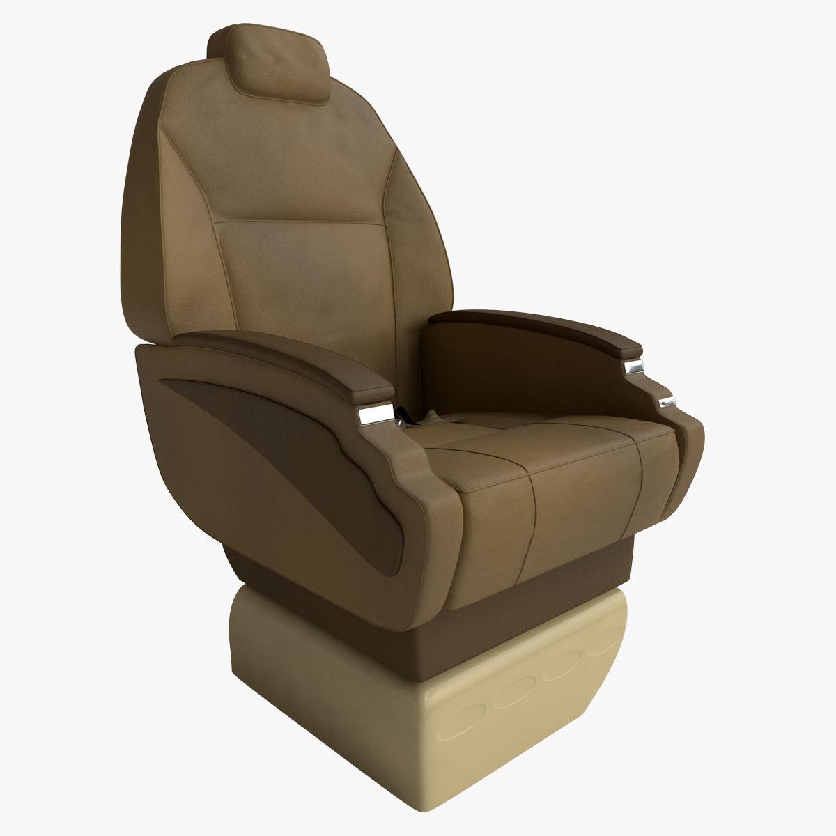 Aircraft Seat | 3D model