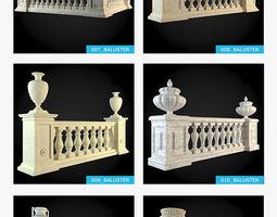 3D model Balusters Album