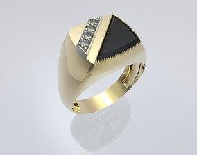 3D printable model Signet ring