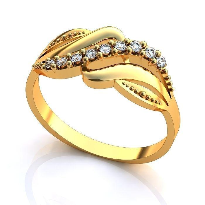 3D model Golden Ring | CGTrader
