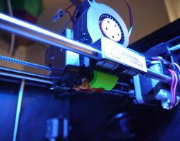 ZYYX Fan Duct 3D printable model