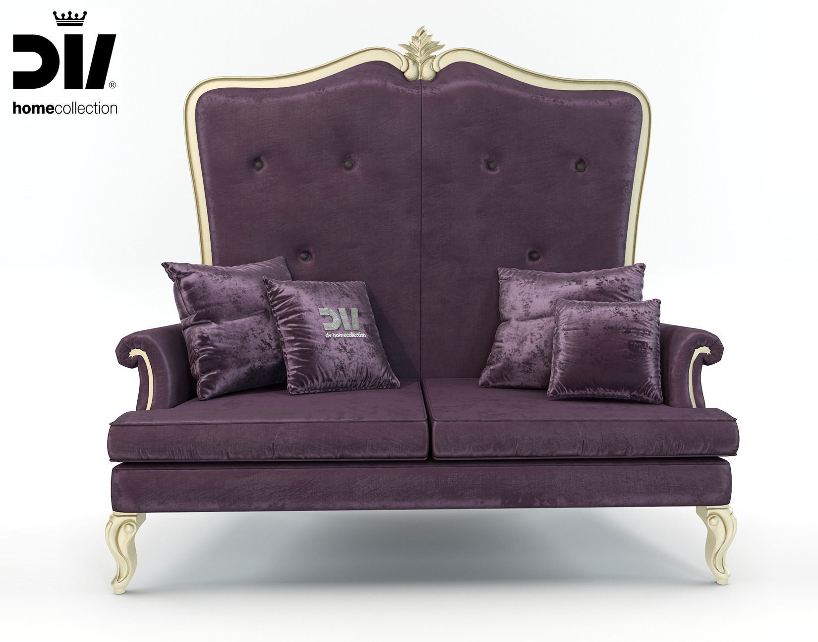 world decaso loveseat a by style customizable class talisman standard sofa french back product bespoke high