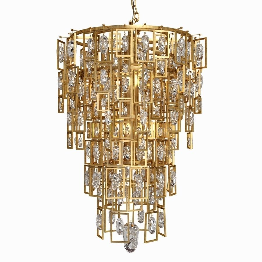 3D model Jean De Merry Kara Chandelier | CGTrader