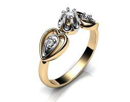 3d model jewelry set 029