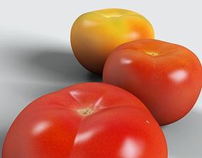 Tomato pack V01 3D model
