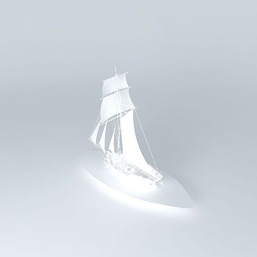 Cutter based on HMS Aldebaran
