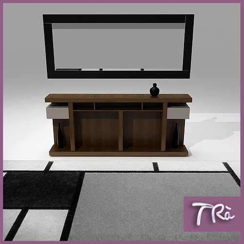 Foyer table 3d model max - Table vitroceramique 3 foyers ...