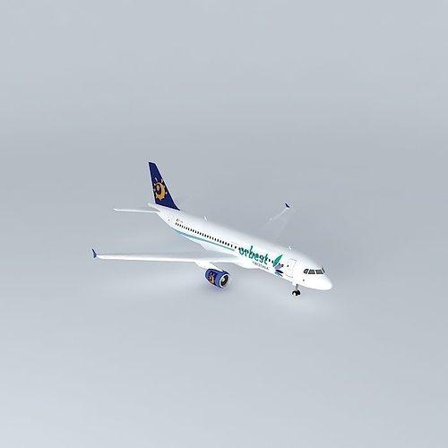 Iberworld Orbest Orizonia Airlines Airbus A320 214