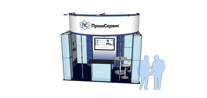 Exhibition Stand Sketchup : The exhibition portable t airframe little stand d