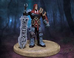 War - Darksiders 3D Model
