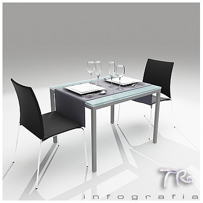 Restaurant Kitchen 3d Model 3d model restaurant bar table | cgtrader