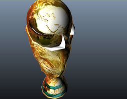 3D model FIFA World Cup Trophy