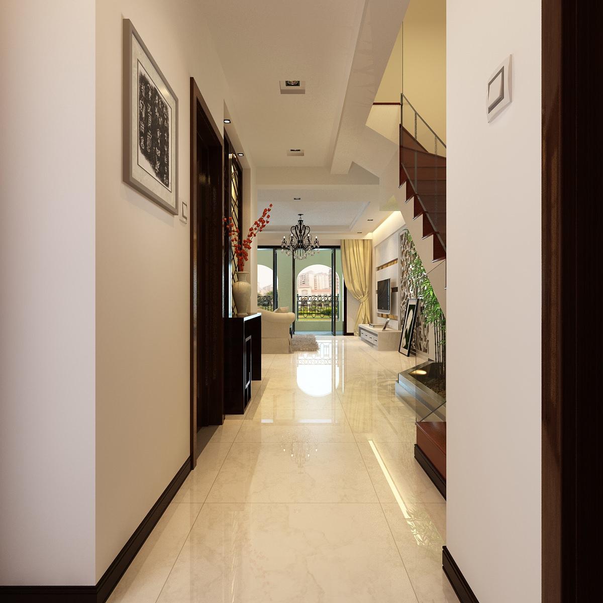 Home Interior 3D Model MAX