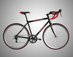 3d road bike