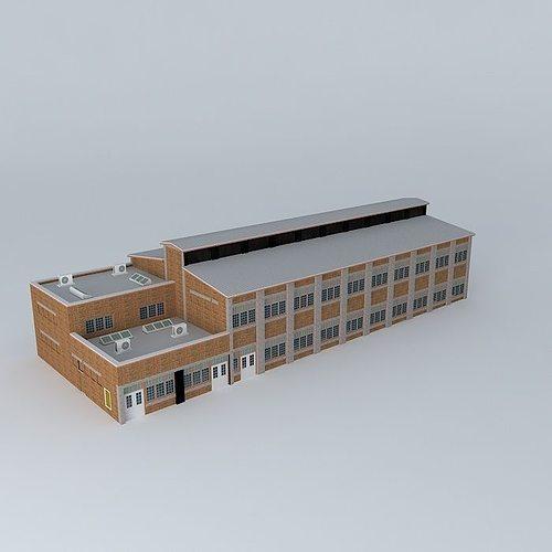 Factory Condominiums