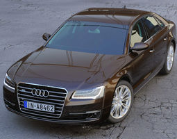 Audi A8 2014 3D Model