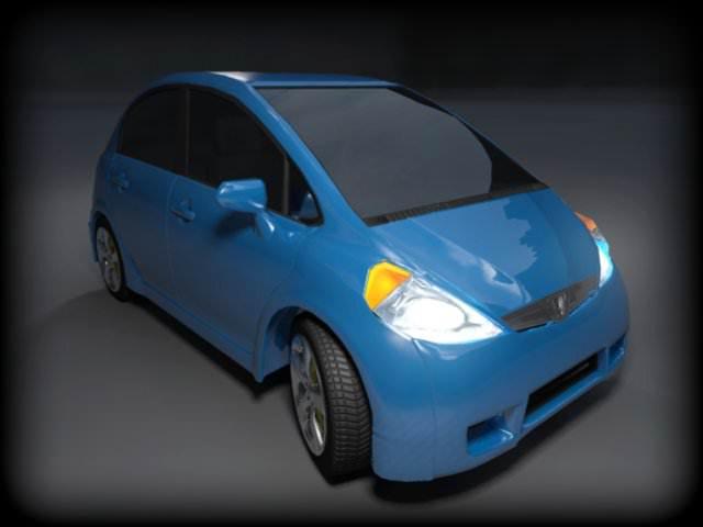 Car Concept Hatchback Google AAA