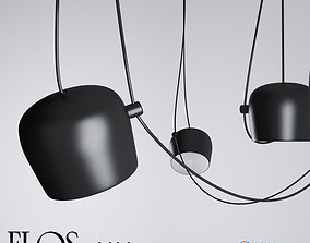 3D Flos Aim designed by R E Bouroullec corona