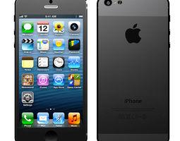 iphone 5 3D aple