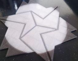 3D printable model Heat Sensitive Coasters