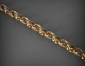 Chain Link 26 3D print model