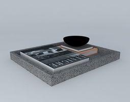 Tray 1 3D