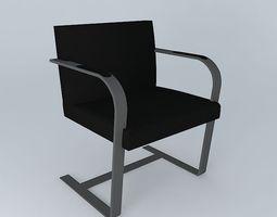 Male Lounge 3D