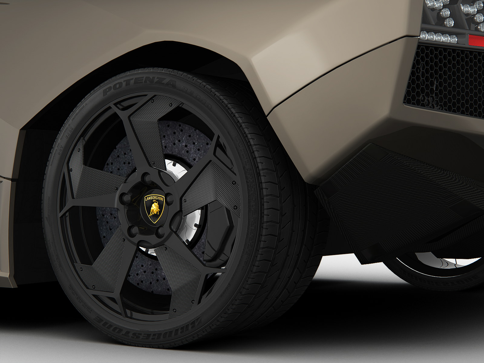 Lamborghini reventon 3d model max obj 3ds c4d for Lamborghini reventon interior