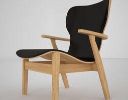 Ertek Domus Chair 3D